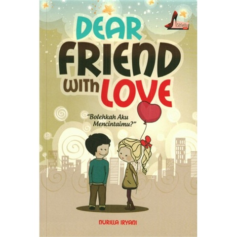 [Indonesian Romance Reading Challenge] #19 Dear Friend With Love